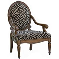 Knox Ornate Accent Chair