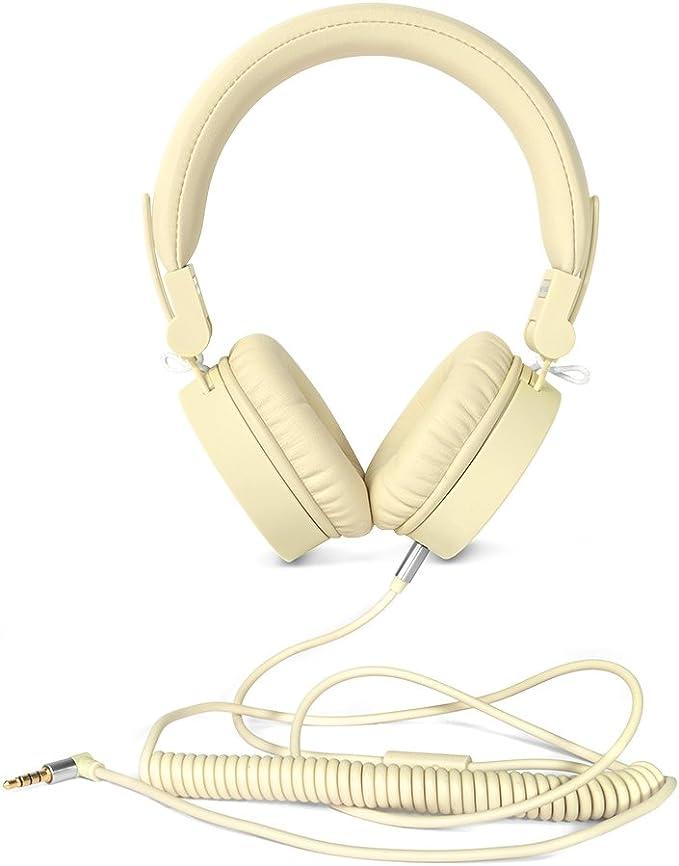 Fresh N Rebel Headphones Caps Buttercup Elektronik
