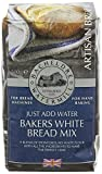 Bacheldre Watermill Bakers White Bread Mix 500 g (Pack of 10)