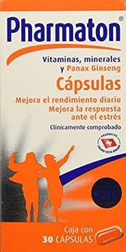 Pharmaton Cápsulas Nueva Form, 30 Piezas