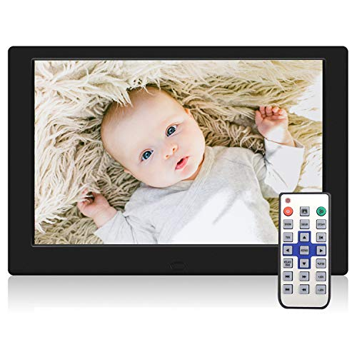 TENSWALL Digital Photo Frame, 10...