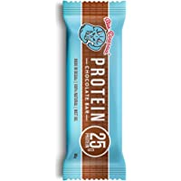 Blue Dinosaur Chocolate Protein Bar, 12 x 60 Grams