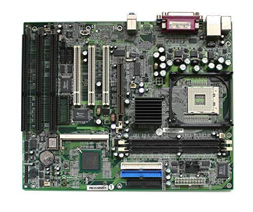 Agp Pci Motherboard - Motherboard Industrial 3X ISA, 3 X PCI, AGP, Shield, Rare