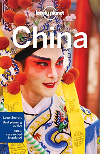 Lonely Planet China (Travel Guide)