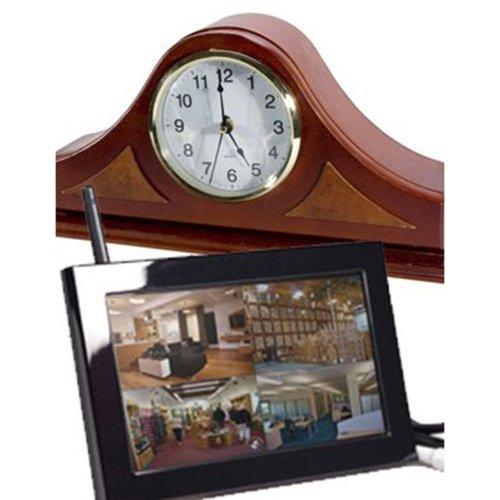 SleuthGear Mantel Clock QUAD