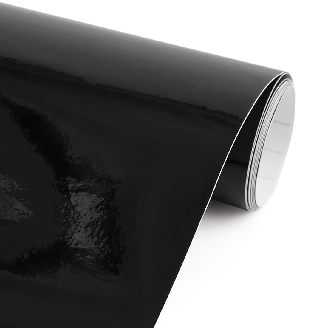 uxcell/® Gloss Red Bubble Free Self Adhesive Car Vinyl Film Wrap Sticker Decal 152cm x 30cm