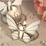 Candle Holder Butterfly Design (9 per order) Wedding Favors