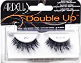 Ardell Double Up, 203 Black, (Pack of 2)