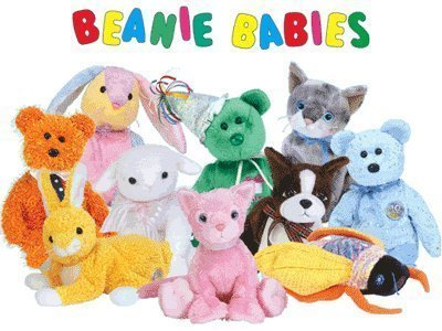 Ty Beanie Babies - Lot of 25 Assorted Beanie Babies by Ty