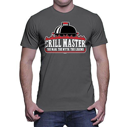 Mens Grill Master Legend T shirt