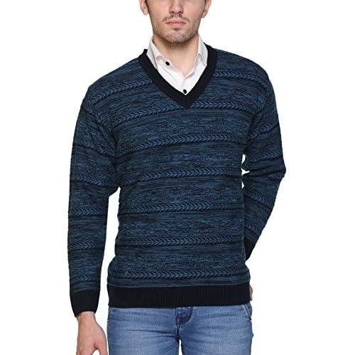 51EZmaN6TfL. SS500  - aarbee Woollen Sweaters for Men