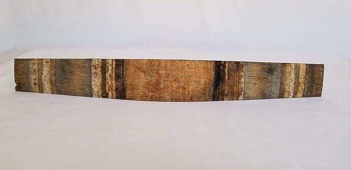 Amazoncom Rare Extra Wide Used Wine Barrel Stave Handmade