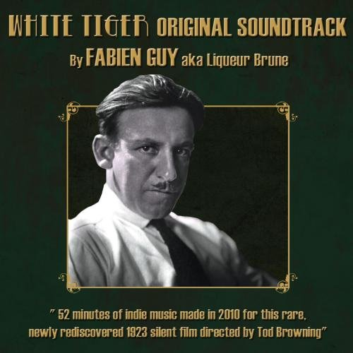 White Liqueur - White Tiger - 2010 Music from the Original Motion Picture Soundtrack