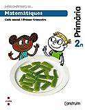 img - for Constru m, Supercompetents en... matem tiques, 2 Educaci  Prim ria, 1 trimestre. Quadern book / textbook / text book