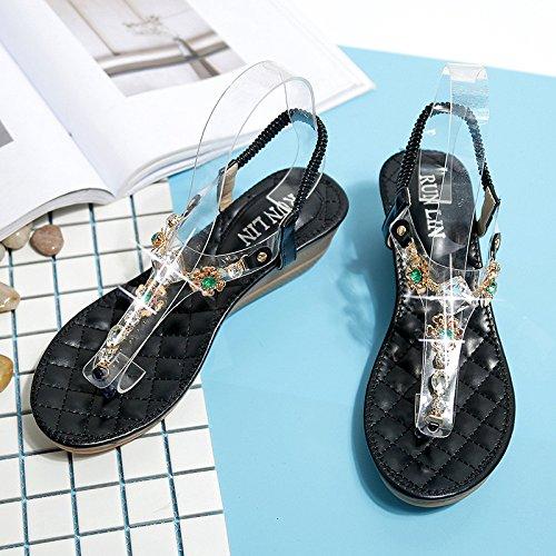 inclinado tacones Zapatos Donyyyy de mujer con nine Thirty 8qAvpZwn