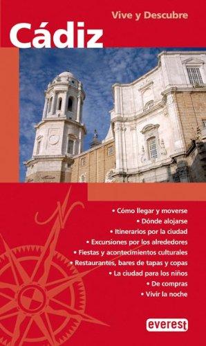 Vive y Descubre Cádiz: Amazon.es: García Rodríguez José Carlos: Libros