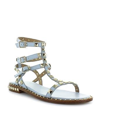 Ash Chaussures Femme Sandales Poison Ice Bleu Printemps-Été 2018   Amazon.fr  Chaussures et Sacs c3545b4f4ca6