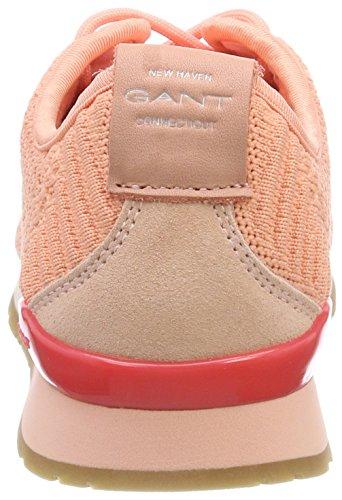 Gant Linda, Sneaker Donna Pink (Coral Pink)