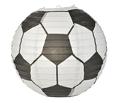 PaperLanternStore.com Soccer Ball Paper Lantern
