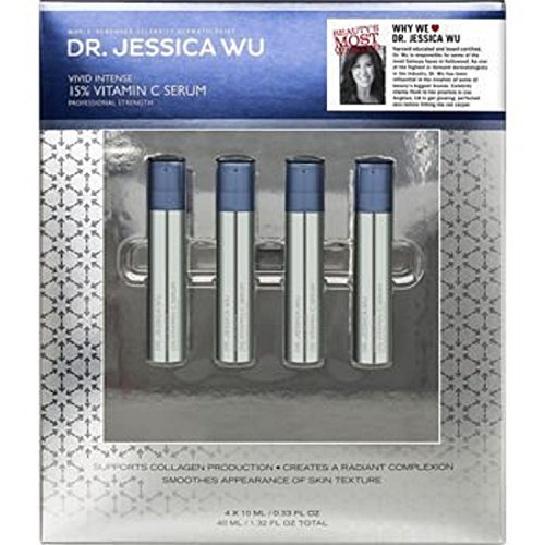 Dr. Jessica Wu Vivid Intense 15% Vitamin C Serum Professional Strength