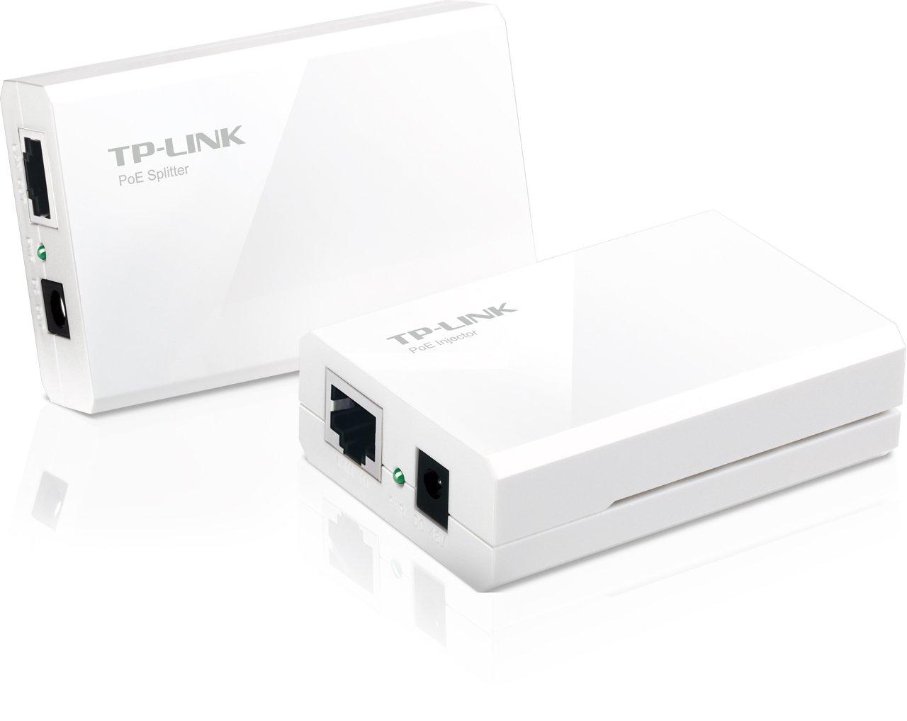 TP-LINK Power over Ethernet Adapter Kit (TL-POE200)