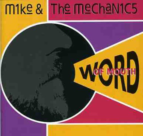 CD : Mike & the Mechanics - Word Of Mouth (United Kingdom - Import)