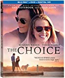 The Choice [Bluray + DVD + Digital HD] [Blu-ray]