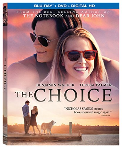 Blu-ray : The Choice (With DVD, 2 Pack, 2 Disc)