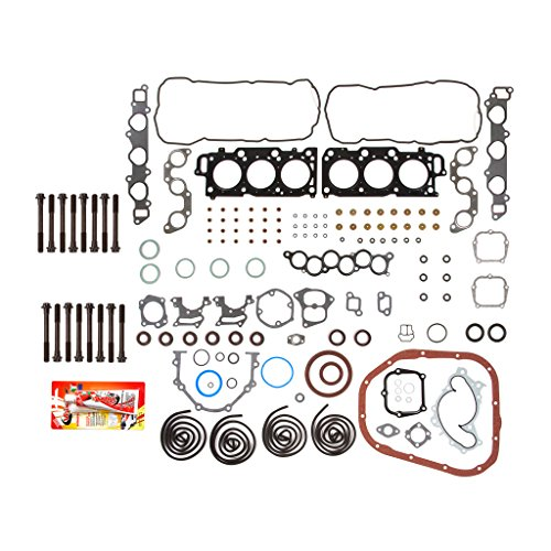 - Fits 99-04 Toyota Avalon Camry Lexus ES300 RX300 3.0L V6 1MZFE DOHC Full Gasket Set Head Bolts