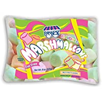 Paskesz Flavored Marshmallows - Pack of 8oz. (227g), Made in The USA, Fat Free, Kosher Certified