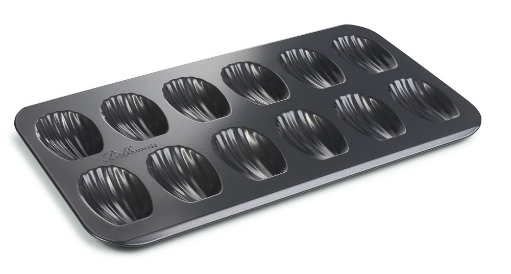 Bellemain 12-Cup Nonstick Madeleine Pan by Bellemain