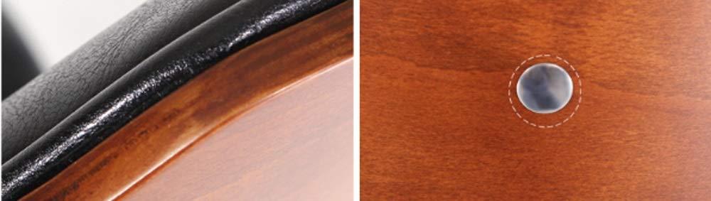 AO-stools Bar Chair Bar Stool Stylish American Solid Wood Bar Chair Lift 60x40x17cm by AO (Image #8)