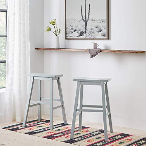 Amazon.com: Stone & Beam - Alfombra de algodón geométrica ...