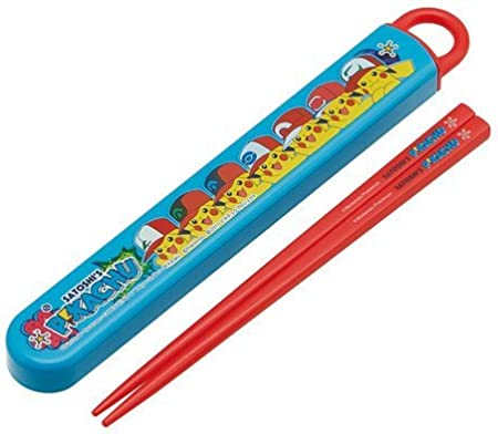 Pokemon Chopsticks with Case
