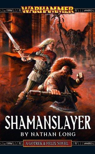 Full warhammer book series warhammer books in order shaman slayer fandeluxe Images