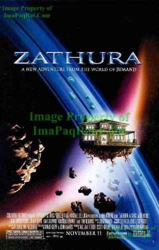 Used, Zathura: Great Original Movie Print Ad! for sale  Delivered anywhere in USA