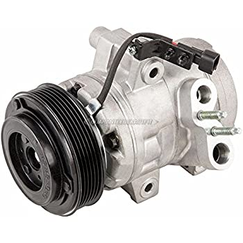 AC Compressor & A/C Clutch For Ford Focus & Transit Connect - BuyAutoParts 60-02164NA NEW