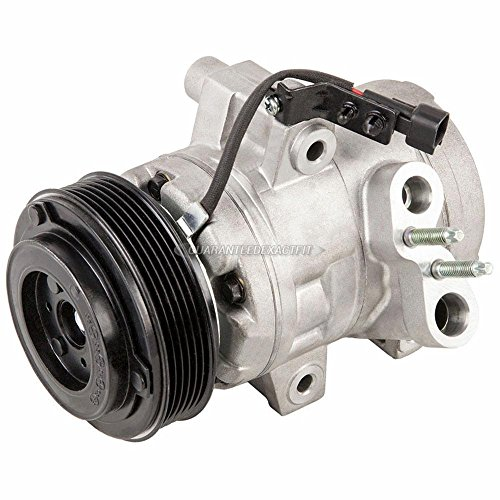 (AC Compressor & A/C Clutch For Ford Focus & Transit Connect - BuyAutoParts 60-02164NA NEW)