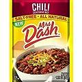 Mrs. Dash Chili Seasoning Mix, 1.25 oz - 6 packages