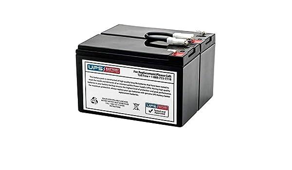 UPSBatteryCenter YYYYYYYY XXXXXX Compatible Replacement Battery Pack