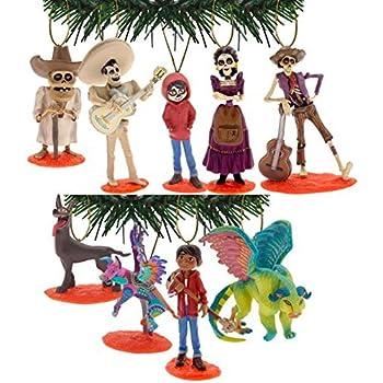 Disney Pixar S Coco Holiday Ornament Set Of 9