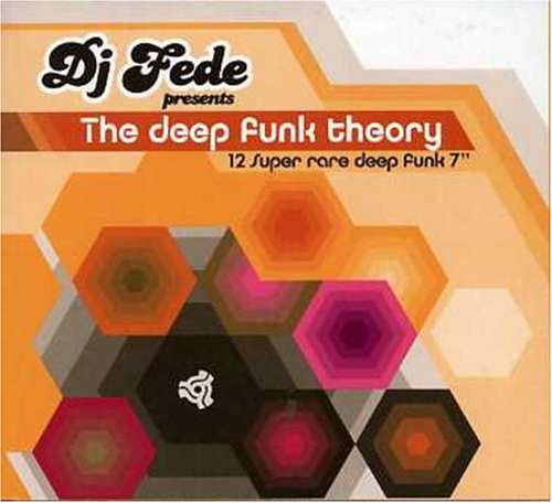 DJ Fede presents The Deep Funk Theory Vol. 1