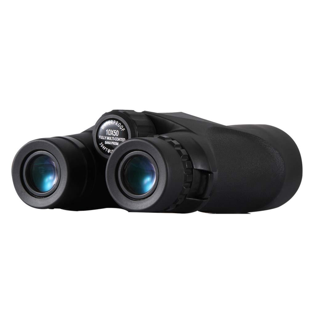 10x50 Compact Binocular Nicht Infrarot-Nachtsichtgerät Bak4 Prism Camping Hand Anti-Rutsch-Teleskop Regard