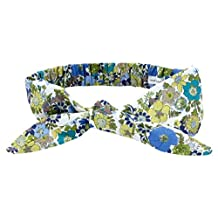 Peppercorn Kids Girls Bow Tie-Up Headwrap