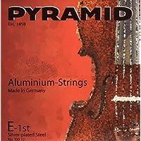 CUERDAS VIOLA - Pyramid (Aluminium 139100) (Juego Completo)