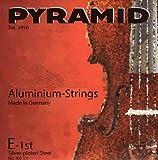 CUERDA CONTRABAJO - Pyramid (Aluminium 195101) Medium 1/4 G (Sol)