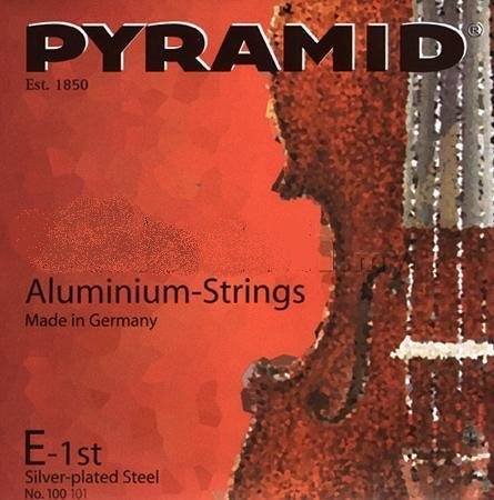 CUERDA CONTRABAJO - Pyramid (Aluminium 195101) Medium 4/4 G (Sol) by Pyramid