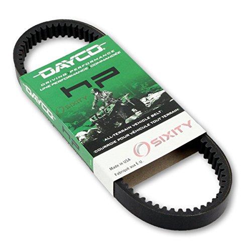 2008-2012 Polaris Sportsman 500 HO Drive Belt Dayco HP ATV OEM Upgrade Replacement Transmission Belts -