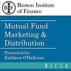 Mutual Fund Marketing & Distribution