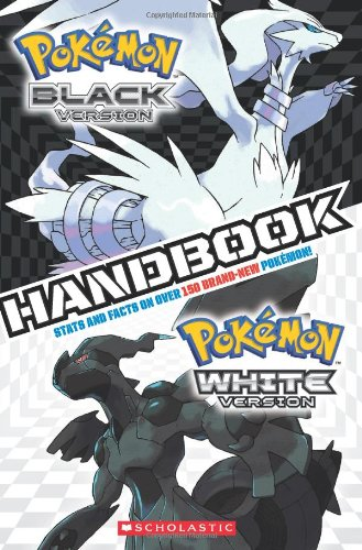 Pokemon: Black & White Handbook Photo